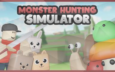 Roblox Games - Monster Hunting Simulator