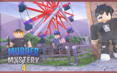 Roblox Games - Murder Mystery 4