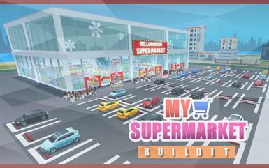 Roblox Games - My Supermarket