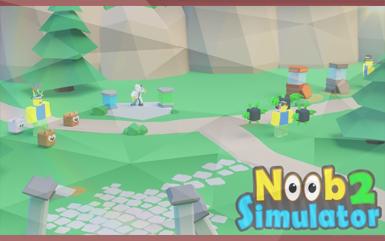 Roblox Games - Noob Simulator 2