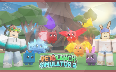 Roblox Games - Pet Ranch Simulator 2