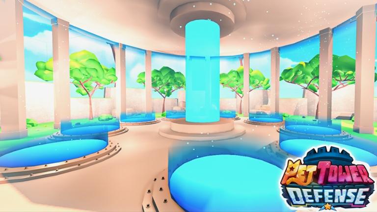 Roblox Games - Pet Tower Defense