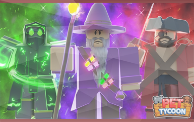 Roblox Games - Pet Tycoon