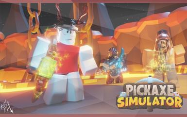 Roblox Games - Pickaxe Simulator