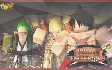 Roblox Games - Pirate Emperors
