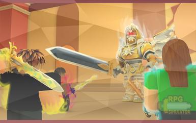 Roblox Games - RPG Simulator