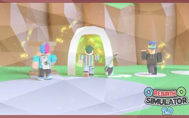 Roblox Games - Rebirth Simulator 2