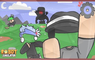 Roblox Games - Robot Simulator