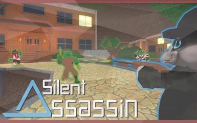 Roblox Games - Silent Assassin