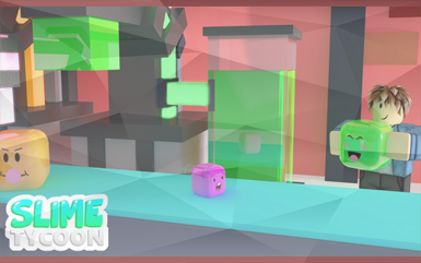 Roblox Games - Slime Tycoon