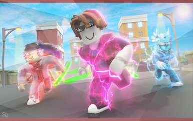 Roblox Games - Speed Champions
