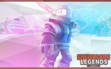 Roblox Games - Spellblade Legends