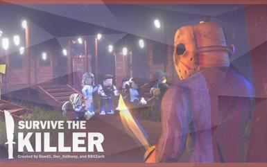 Roblox Games - Survive the Killer