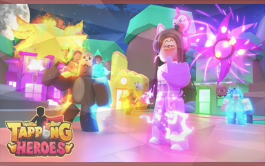 Roblox Games - Tapping Heroes