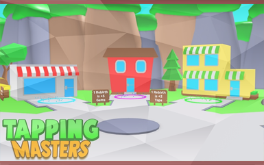 Roblox Games - Tapping Masters