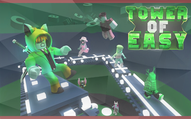 Roblox Games - Tower of Easy