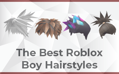 Roblox - The Best Roblox Boy Hairstyles