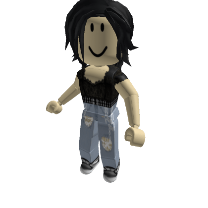 lace-top-in-black-Roblox-Avatar