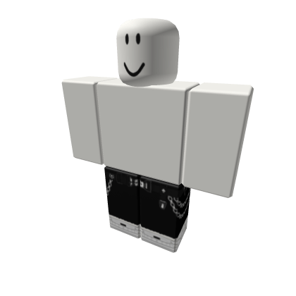 BLACK-CHAINED-JEANS-W-TAC-BELT-Roblox