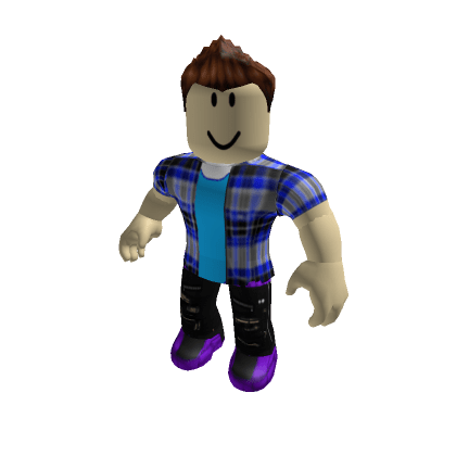 Custom-Black-Trues-Purple-Flu-Games-Roblox-Avatar