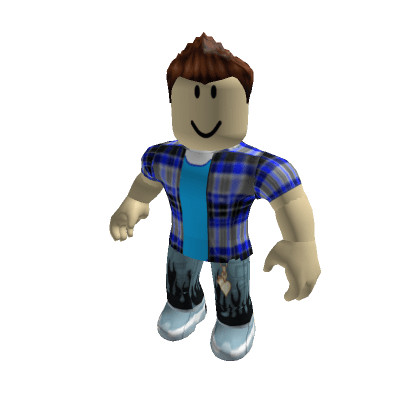 Exclusive-Blue-Flame-Jeans-w-11s-Roblox-Avatar