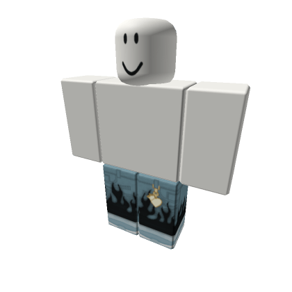 Exclusive-Blue-Flame-Jeans-w-11s-Roblox