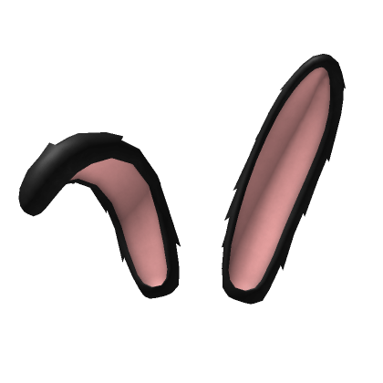 Black-Fluffy-Bunny-Ears-Roblox