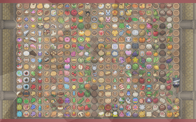 Graal Classic Food Collection