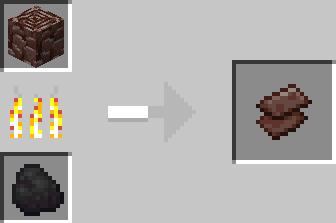 Minecraft Furnace - Ancient Debris to Nether Scrap