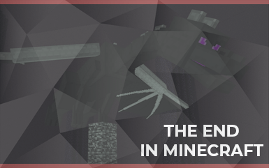 Minecraft - The End in Minecraft