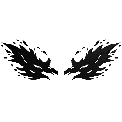 Roblox-Black-Flame-Wings