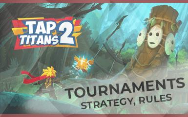 Tap Titans 2 Tournaments
