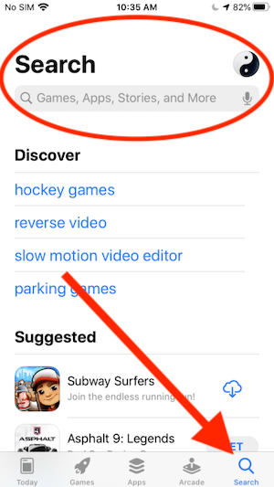 iphone-search-app-store