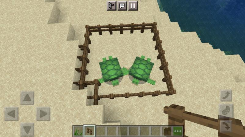 minecraft-enclosed-caged-turtles
