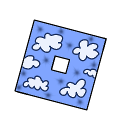 roblox-aesthetic-logos-blue-clouds