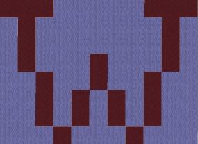 Minecraft Create Letter W