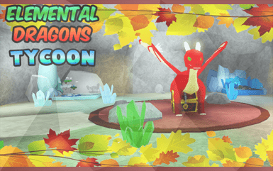 Roblox Game - Elemental Dragons Tycoons Promo Codes