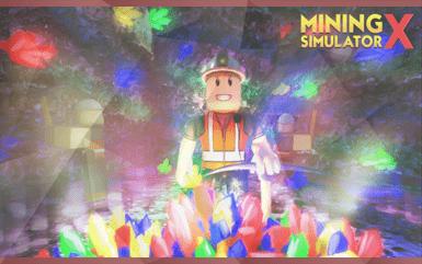 Roblox Game - Mining Simulator X Promo Codes