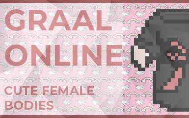 Graal Online Cute Female Bodies