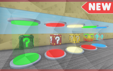 Roblox Game - 2 Player Lucky Block Tycoon Promo Codes