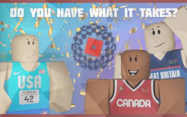 Roblox Game - 2021 Olympics Promo Codes