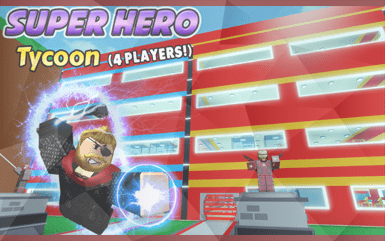 Roblox Game - 4 Player Superhero Promo Codes