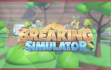 Roblox Game - Breaking Simulator Promo Codes