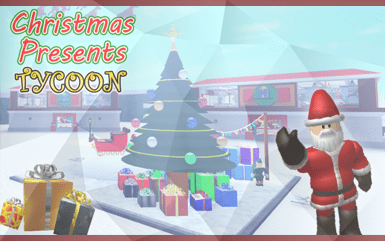 Roblox Game - Christmas Presents Tycoon Promo Codes