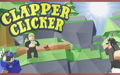 Roblox Game - Clapper Clicker Promo Codes