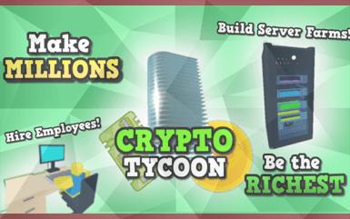 Roblox Game - Crypto Tycoon Promo Codes