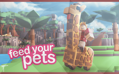 Roblox Game - Feed Your Pets Promo Codes