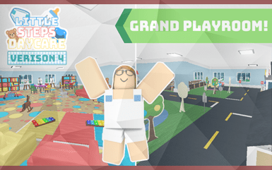 Roblox Game - Little Steps Daycare V4 Promo Codes