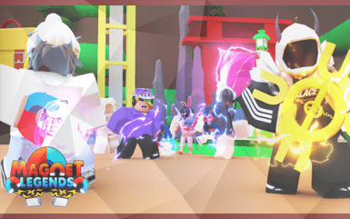 Roblox Game - Magnet Legends Promo Codes