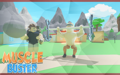 Roblox Game - Muscle Buster Promo Codes